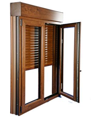 Sistema mini persiana y cajon decompacto for Precios de ventanas con persianas