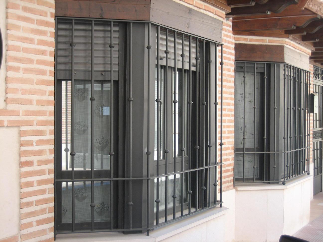 Rejas consultar precio decompacto - Rejas de forja antiguas ...